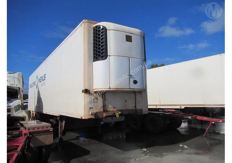 Used Maxitrans Trailers - Semi for sale - 2005 Maxitrans ST3 Pantech ...