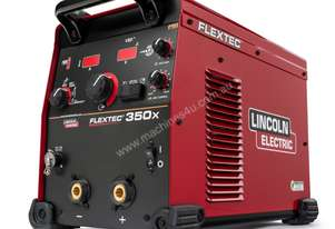 Lincoln Electric Flextec 350X Multi Process Welder