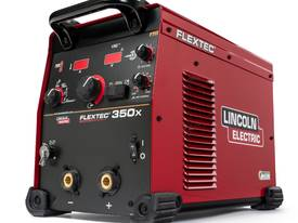 Lincoln Electric Flextec 350X Multi Process Welder - picture0' - Click to enlarge