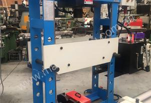 New 60 Ton H Frame Electric Hydraulic Press