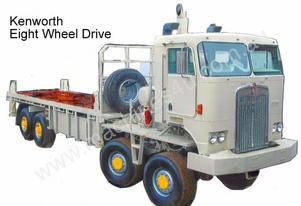 Kenworth K14GE Eight Wheel Drive 8WD 8 Wheel Drive