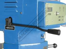 BM-53VE Turret Milling Machine (X) 910mm (Y) 400mm (Z) 415mm Includes Digital Readout, Vice & Clamp  - picture9' - Click to enlarge