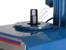 BM-53VE Turret Milling Machine (X) 910mm (Y) 400mm (Z) 415mm Includes Digital Readout, Vice & Clamp  - picture10' - Click to enlarge