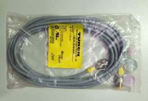 TURCK Cordsets Receptacle Cable and Plugs