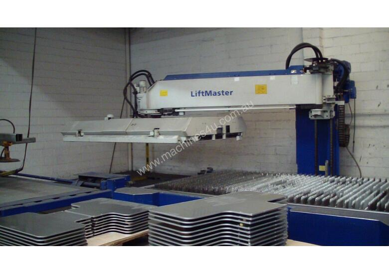 Used 2005 Trumpf Automation Laser Automation In Mentone