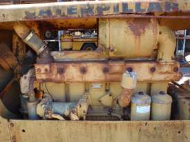 Caterpillar 12E 21F Grader *DISMANTLING* - picture4' - Click to enlarge