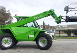 2008 Merlo P36.10 Telehandler / EWP (Elevated Work Platform)