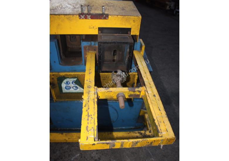 EAGLE MODEL CE Press Tube End Forming Finisher