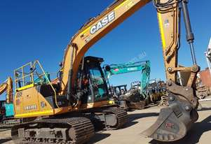 2012 CASE CX130C 13T EXCAVATOR WITH LOW HOURS