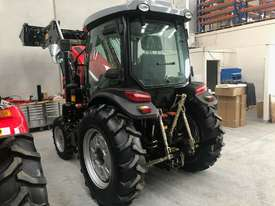New Huaxia 70hp Cabin Tractor with front end loader & 3 year warranty - picture0' - Click to enlarge