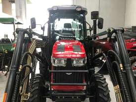 New Huaxia 70hp Cabin Tractor with front end loader & 3 year warranty - picture1' - Click to enlarge