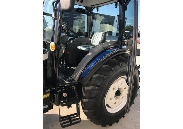 New Huaxia 70hp Cabin Tractors with front end loader & 3 year warranty