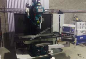 Atlas Clausing CNC milling machine