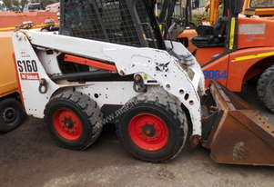 S160 bobcat , em mines WA , low hrs , ac cab ,1100 hrs to 2200 hrs