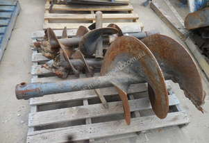 Digga Augers Various Sizes