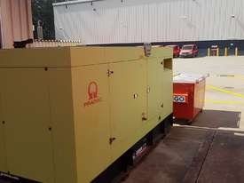 Used, Pramac GSW275V Generator, 2011 Model - picture1' - Click to enlarge