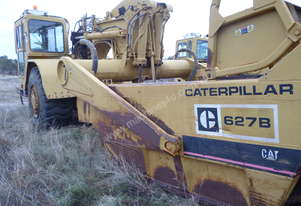Caterpillar Cat 627B Twin Power Scraper