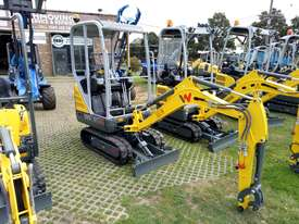 Wacker Neuson ET16 Tracked-Excav Excavator - picture0' - Click to enlarge