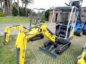 Wacker Neuson ET16 Tracked-Excav Excavator - picture1' - Click to enlarge