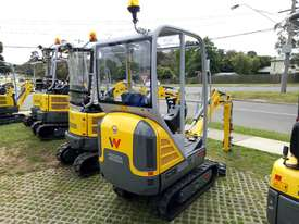 Wacker Neuson ET16 Tracked-Excav Excavator - picture2' - Click to enlarge