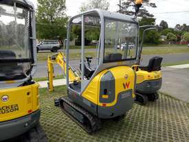 Wacker Neuson ET16 Tracked-Excav Excavator - picture3' - Click to enlarge