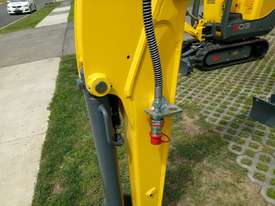 Wacker Neuson ET16 Tracked-Excav Excavator - picture8' - Click to enlarge