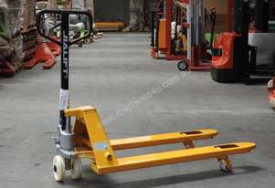 High Quality 2.5T Hand Pallet Truck/Trolley Fork Width 685mm