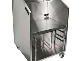 Woodson W.MVS850 Mobile Ventilated Station 850mm wide - picture0' - Click to enlarge
