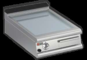 Baron 9FTT/G605 Smooth Chromed Gas Griddle Plate