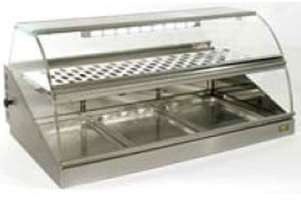 Roller Grill VHF1000 Counter Top Cold Display - 1000mm