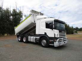 Scania R124G/L/LA Tipper Truck - picture0' - Click to enlarge