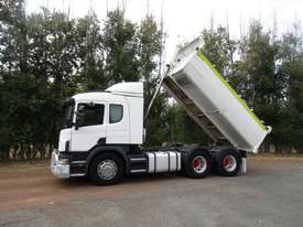 Scania R124G/L/LA Tipper Truck - picture1' - Click to enlarge