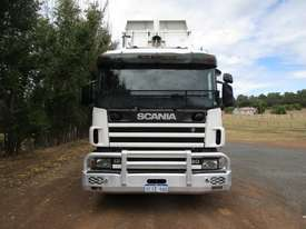 Scania R124G/L/LA Tipper Truck - picture5' - Click to enlarge