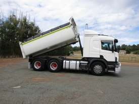 Scania R124G/L/LA Tipper Truck - picture6' - Click to enlarge