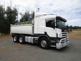 Scania R124G/L/LA Tipper Truck - picture7' - Click to enlarge