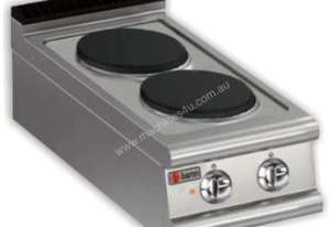 Baron 7PC/E400 Two Burner Bench Model Electric Cook Top