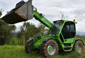 Merlo Multifarmer, 3 point Linkage, only 190hrs, Telehandler. EMUS NQ