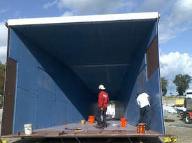 Hopper liner, Bin Liner and Flow Liners CNC routed - picture2' - Click to enlarge