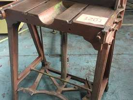 McPherson Sheet Metal Guillotine Old Collectors Item - picture0' - Click to enlarge