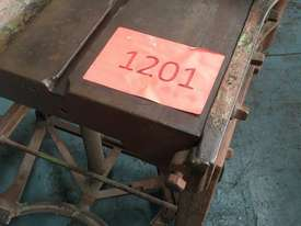 McPherson Sheet Metal Guillotine Old Collectors Item - picture2' - Click to enlarge