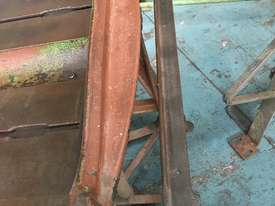 McPherson Sheet Metal Guillotine Old Collectors Item - picture5' - Click to enlarge