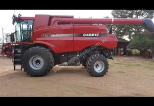 CASE IH 7120 HARVESTER 895 ROTOR HRS