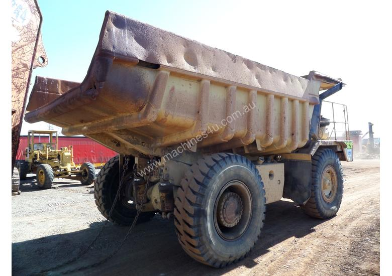 1984 Caterpillar 769C Dump Truck *CONDITIONS APPLY*