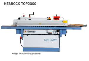 Hebrock   TOP 2000 Edgebander