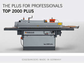 new Hebrock TOP 2000 PLUS Edgebander - picture0' - Click to enlarge