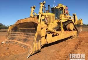 Caterpillar 1996 Cat D11R Crawler Dozer