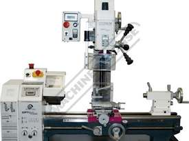 TU-2506V-20M Opti-Turn Lathe & Mill Drill Combination Package Deal 250 x 550mm Included BF-20AV Mill - picture3' - Click to enlarge
