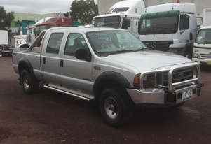 Ford   F250 Tray Truck