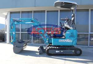 Active Machinery Sunward Excavator – SWE18U