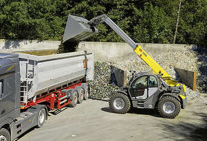Wacker Neuson TH755 Telehandler